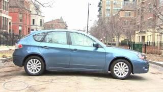 Subaru Impreza R205 2011 Videos