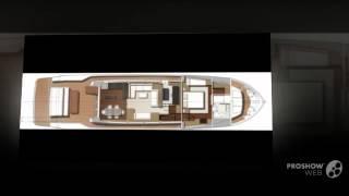 Prestige 750 Power boat, Motor Yacht Year - 2015