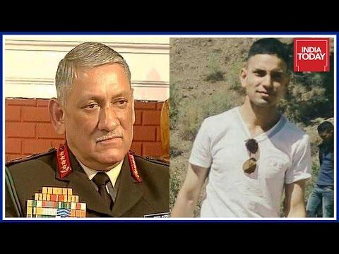 Army Chief Exclusive : Gen Bipin Rawat On Death Of Lt Ummer Fayaz, Kashmir Unrest & More