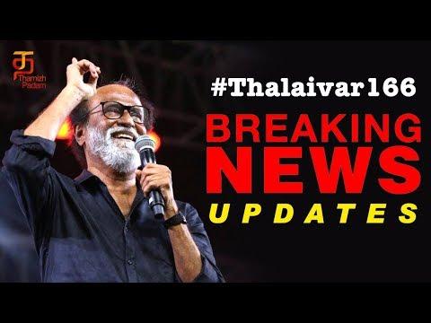 Santhosh Sivan Reunites with Superstar Rajinikanth after Thalapathy | AR Murugadoss | Thamizh Padam
