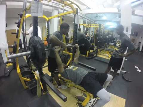 2017 Wayne State College Football Winter Lifting Preview