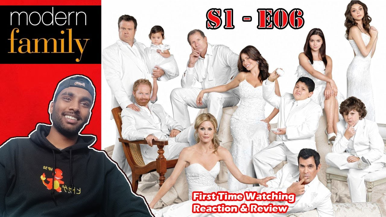 Download Modern Family 1x6 BLIND REACTION   Season 1 Episode 6   Run for Your Wife   Did She Pass?!