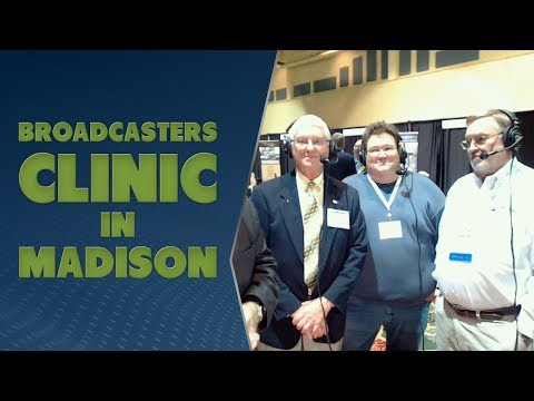 The Broadcasters Clinic in Madison - TWiRT Ep. 368