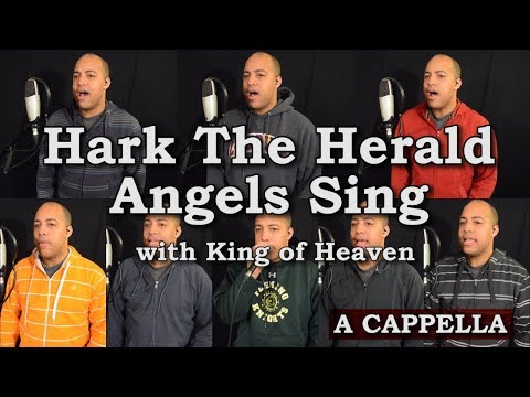 Hark! The Herald Angels Sing / King of Heaven