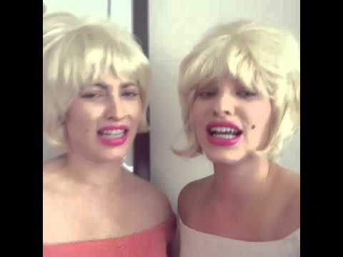 Twin drama with Dolly and Daisy