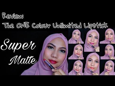 rewiew-8-warna-the-one-colour-unlimited-lipstick-super-matte