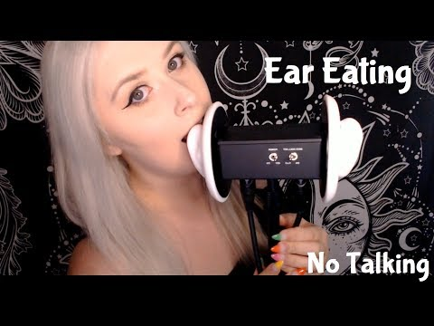 asmr-ear-eating-👅-kissing-&-fluttering-|-no-talking!