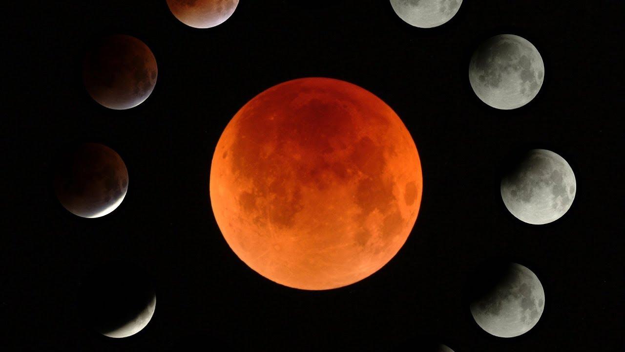 Місячне затемнення: наТрійцю українці побачать рідкісне явище   Новини на