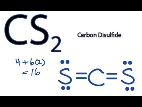 hqdefault wn cs2 lewis structure how to draw the lewis structure for cs2