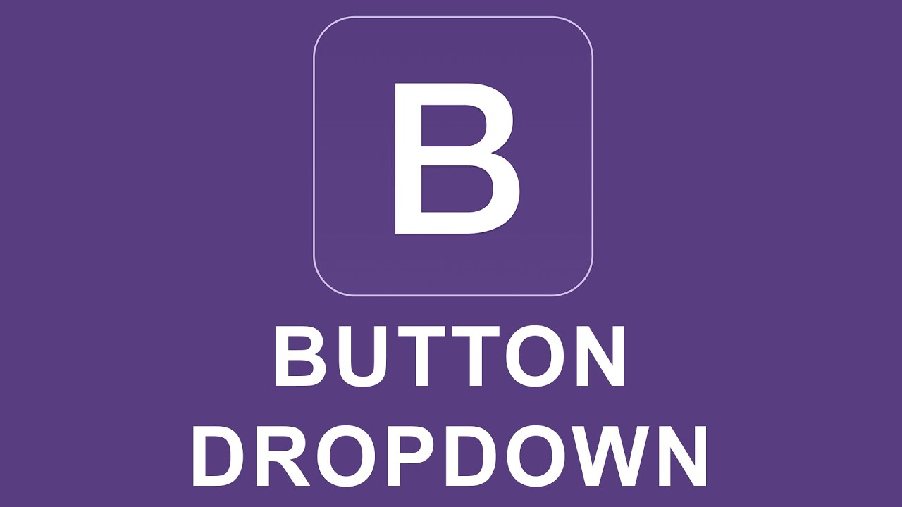 dropdown bootstrap 4
