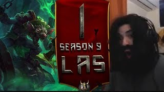 LA IRELIA MANCA Y EL TWITCH FLAMMER Y PETE SEASON 9 CARBON VIII