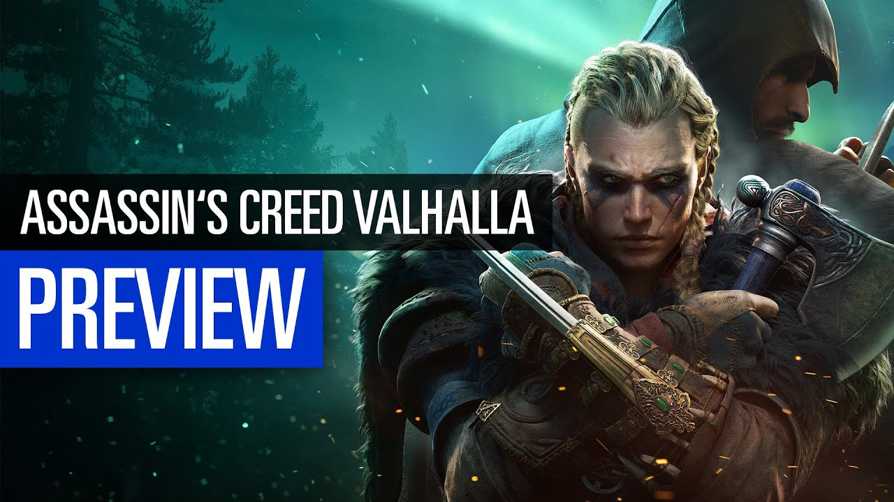 One last Assassin's Creed Valhalla test ahead of its November launch