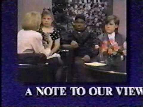 Merlin Olsen on The Joan Rivers Show (1989)