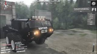 Spintires - How to enable Dev Tools on any map (no mods needed)