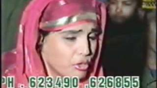 Parveen Rangili   Teri Jogan Aayee Live   1