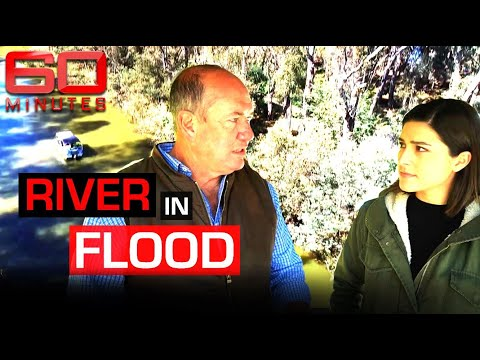 Millions Of Litres Of Precious Australian Water Wasted In Man-made Flood | 60 Minutes Australia