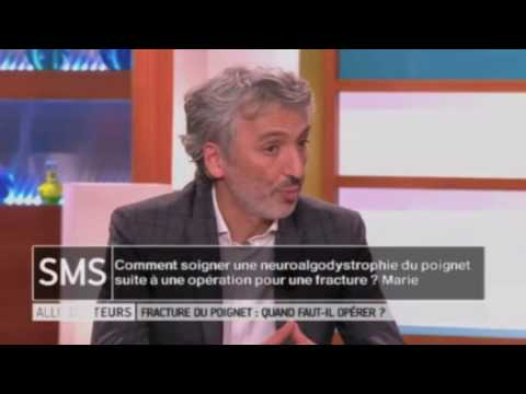 Dossier : l'algodystrophie - IFCM