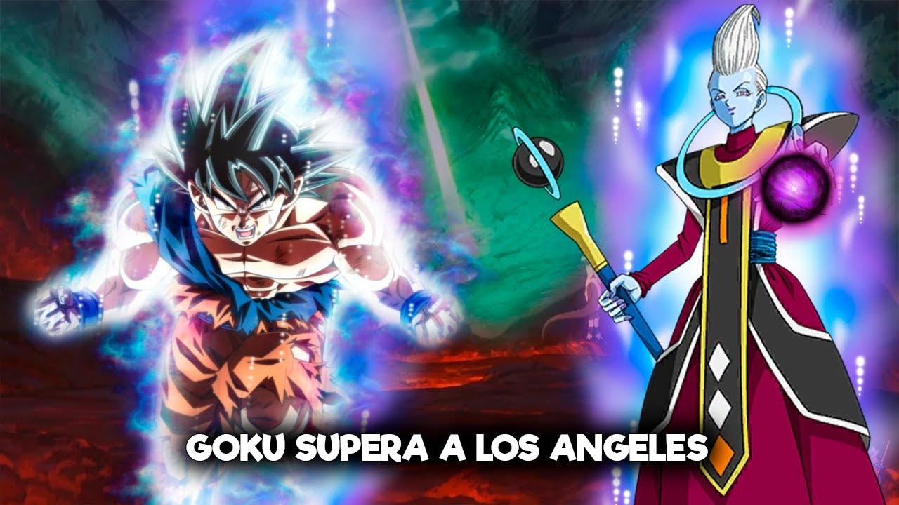 GOKU EL HIJO DE DAISHINKAN   CAPITULO 2   DRAGON BALL SUPER 2