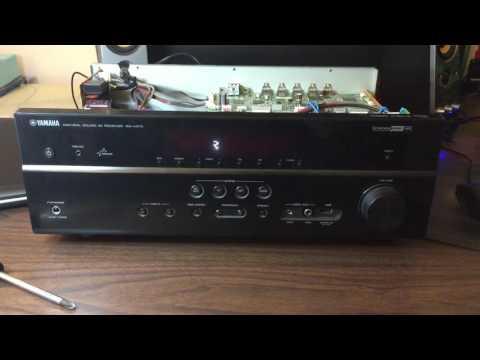 Yamaha rx v473 videos sq68kkwnwfq meet gadget for Yamaha rx v473 manual