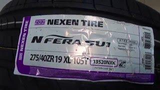 видео Купить шины Nexen с доставкой ? по Москве, области и России