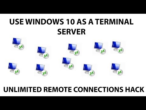How to Get Unlimited Remote Desktop Connections - YouTube