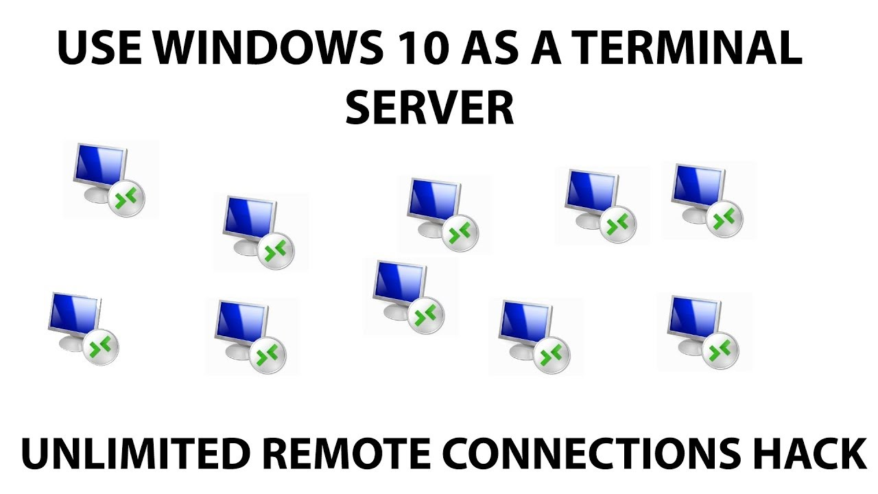 How to Get Unlimited Remote Desktop Connections
