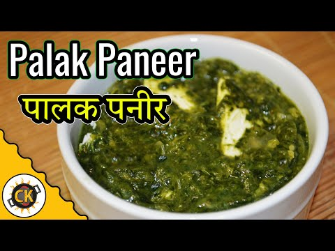Palak paneer punjabi traditional recipe videodian cheese in palak paneer punjabi traditional recipe videodian cheese in spinach gravy by chawlas kitchen forumfinder Gallery