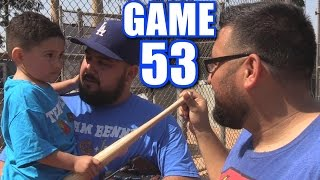 DON'T STEAL LUMPY'S BAT! | On-Season Softball Series | Game 53