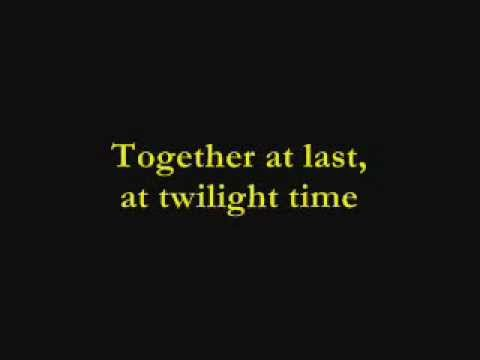 The Platters - Twilight time - 1958 mp3