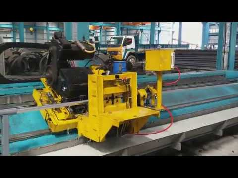 Flying Coldsaw Cutoff Machine (Parth 90 CSAW)
