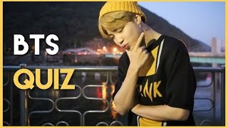 ARE YOU A TRUE ARMY? || QUIZ