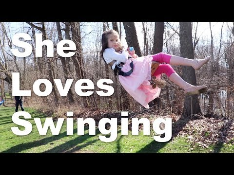 Autistic 8 Year Old's Favorite Spring Activity