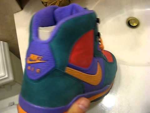 wholesale dealer d43fd 56180 Nike Air Baltoro TealMarakeshVivid Violet 2005