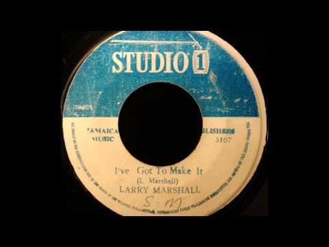LARRY MARSHALL - I've Got To Make It [1970]