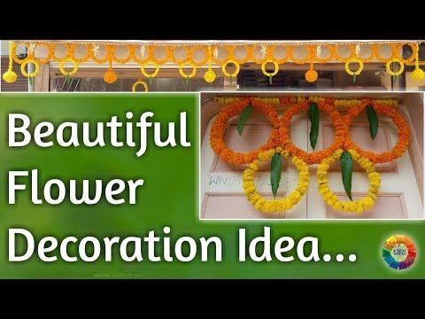 Beautiful Flower Decoration Idea thumbnail