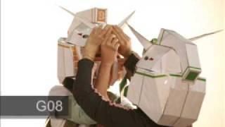 2008年盲俠行造型乜俠都有,今年到你show off!