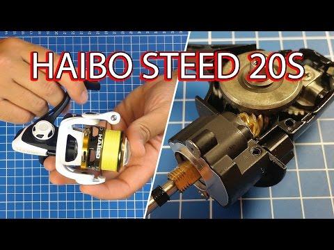 Новый Haibo Steed 20S - спиннинговая катушка - обзор