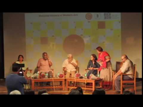 Regional Modernity, Madras art Movement Artists Talk