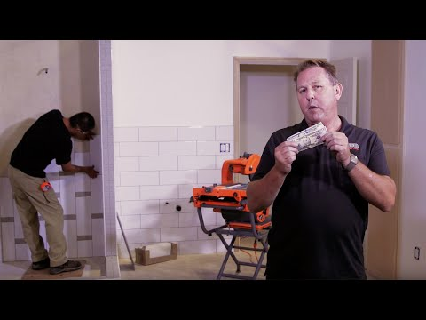 Cut Tile Dry: Save Time and Money on Your Tile Jobs