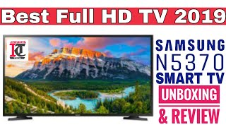 "Samsung 43"" Concert Series 5 Smart TV N5370 Overview 🔥by Initiating Tech"
