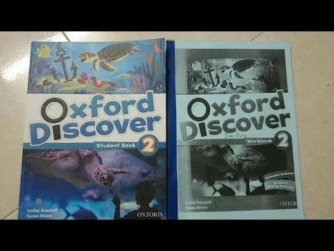 Oxford Discover 2 Disk 1 units 1-7