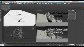 3ds Max: MassFX Collision Tutorial - Part 2/2