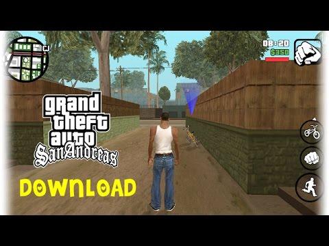 GTA SA LITE v8 (390MB) | APK+DATA - Download Versão Leve!