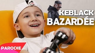 Keblack - Bazardée (Parodie Call of Duty)