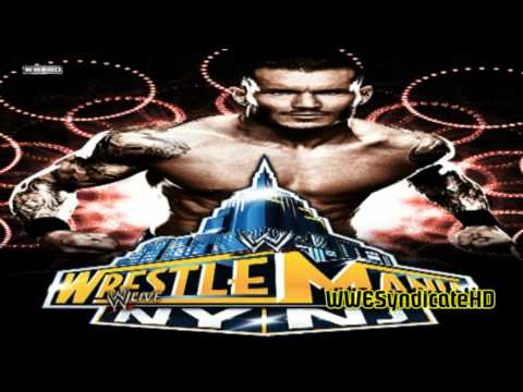 2013: Wrestlemania 29 Official Theme Song: