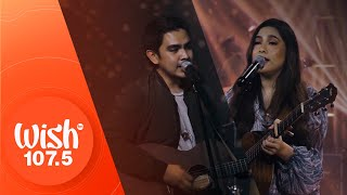 "Moira, Jason Hernandez perform ""Kita Na Kita"" LIVE on Wish 107.5"