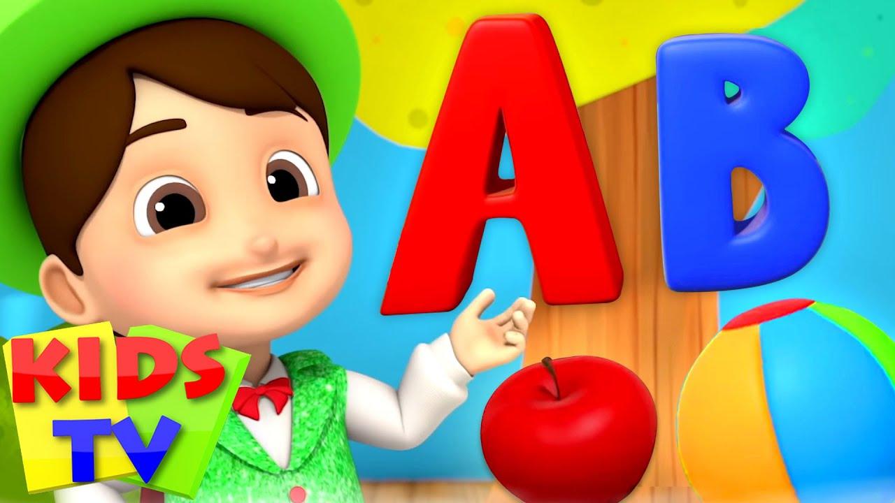 Lagu phonics | Video animasi | Puisi untuk anak-anak | Kids Tv Indonesia | Bayi Sajak