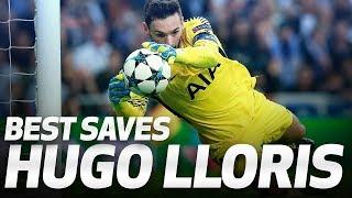 🙌 AMAZING SAVES | Hugo Lloris' best Spurs stops