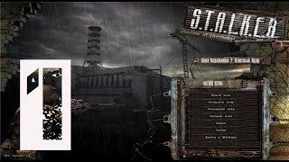 """Сталкер Зона Поражения 2:Ответный удар(1080p, 30fps) Прохождение на """"Мастере"""" 100% серия 1"""