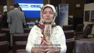 Thoughts from the Global Dialogue (Featuring Fatemeh Haghighatjoo)